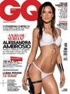 Alessandra Ambrosio фото в журнале GQ