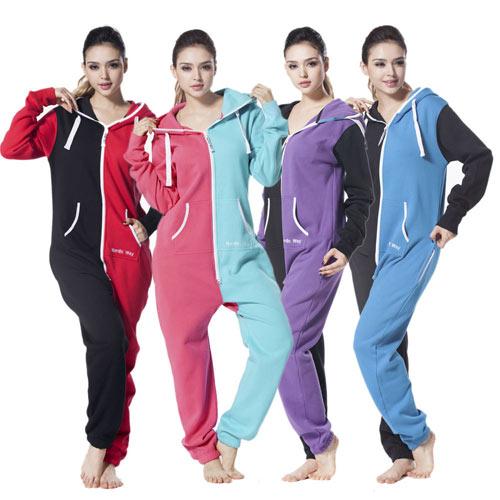 пижама-комбинезон для взрослых