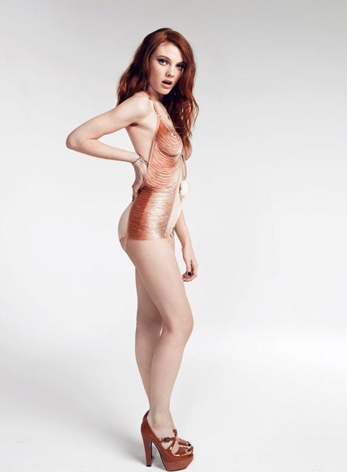 модное нижнее бельё 2011-2012