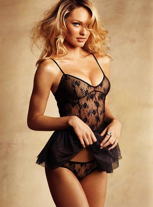 свадебное нижнее бельё 2011 - Victoria's Secret