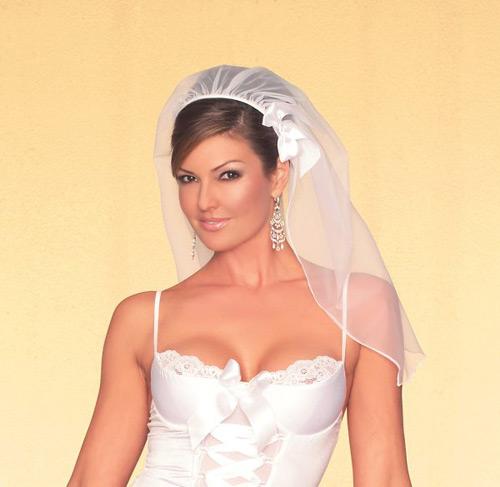 свадебное бельё фото