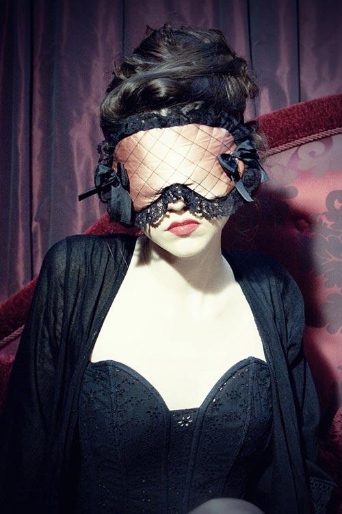маски для сна - фото