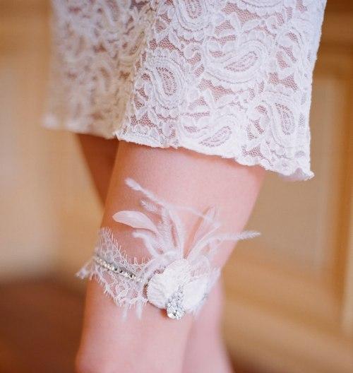 Как подобрать свадебное нижнее бельё