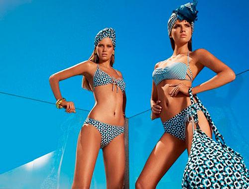 купальники 2014 - фото