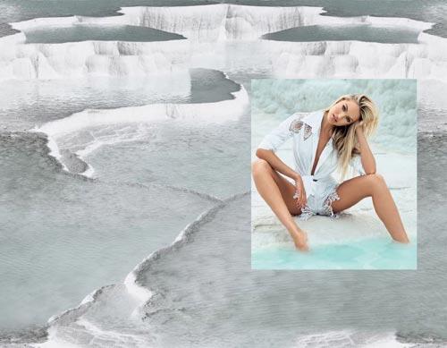 шикарные купальники 2013 - фото